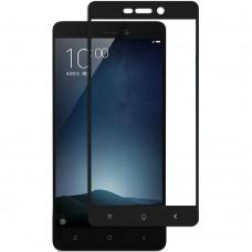 Стекло Xiaomi Redmi 3 / 3 Pro / 3S / 3X / 4a Black