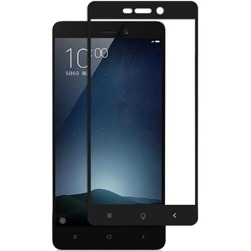 Защитное стекло для Xiaomi Redmi 3 / 3 Pro / 3S / 3X / 4a Black