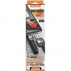USB-кабель Moxom MX-CB04 (Type-C) (Чёрный)