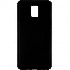 Силиконовый чехол Graphite Samsung Galaxy Note 4 (черный)