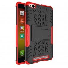 Накладка Tire Protection Xiaomi Redmi 3s / 3 Pro (Красный)