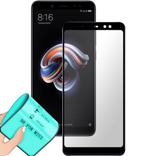 Стекло 5D Ceramic Xiaomi Redmi Note 5 / Note 5 Pro Black