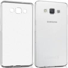 Силиконовый чехол WS Samsung Galaxy A5 (2016) A510 (прозрачный)
