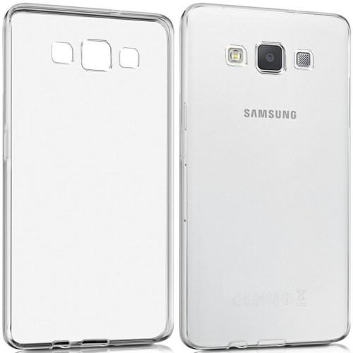 Силикон WS Samsung Galaxy A5 (2016) A510 (прозрачный)