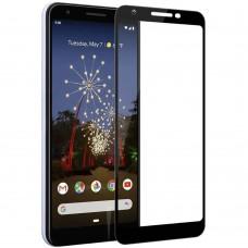 Защитное стекло для Google Pixel 3a XL Black