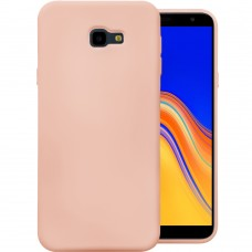Силикон Original Case Samsung Galaxy J4 Plus (2018) J415 (Пудра)