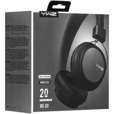 Наушники-гарнитура Sonic Sound BE30 Bluetooth Wireless Stereo (Серый)