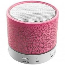 Колонка Music Mini Speaker Bluetooth (Розовый)