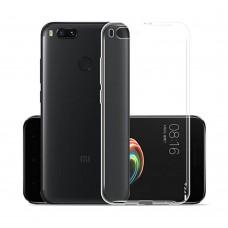 Силикон UltraThin Xiaomi Mi5x / Mi A1 (прозрачный)