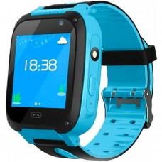 Детские смарт-часы Smart Baby Watch S5 (Blue)