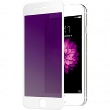 5D Стекло Anti-Blue Light Apple iPhone 7 Plus / 8 Plus White