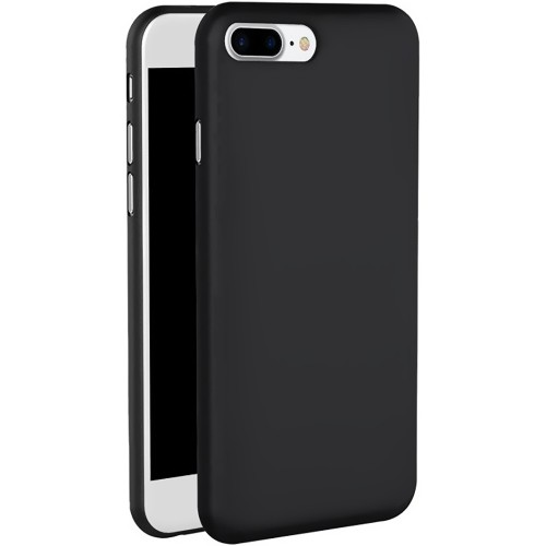 Силикон Graphite Apple iPhone 7 Plus / 8 Plus (черный)