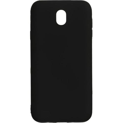 Силиконовый чехол Graphite Samsung Galaxy J3 (2017) J330 (черный)