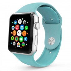 Ремешок Apple Watch Silicone 42 / 44mm (21) Turqoise