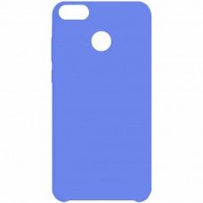 Силиконовый чехол Multicolor Huawei Nova Lite (2017) (синий)
