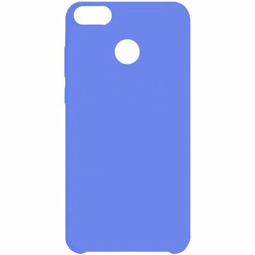 Силикон Multicolor Huawei Nova Lite (2017) (синий)