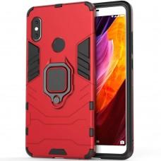 Бронь-чехол Ring Armor Case Xiaomi Redmi Note 5 / Note 5 Pro (Красный)