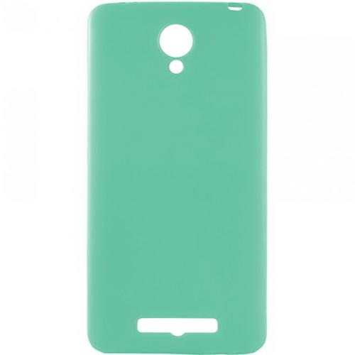 Силиконовый чехол iNavi Color Xiaomi Redmi Note 2 (Бирюзовый)