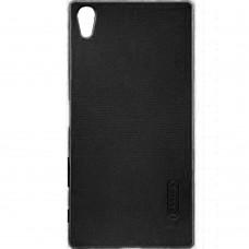 Чехол Nillkin Frosted Shield Sony Xperia Z5 E6633 (черный)