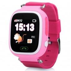 Детские смарт-часы Smart Baby Watch Q90 (Pink)