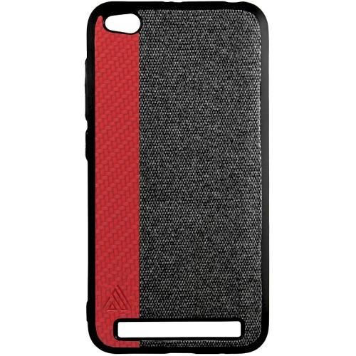 Силиконовый чехол Inavi Xiaomi Redmi 5a (красный)