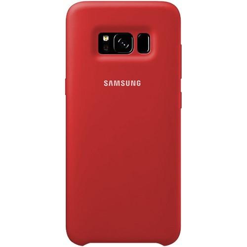 Силиконовый чехол Original Case Samsung Galaxy S8 Красный
