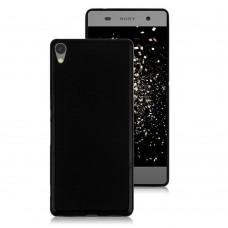 Силиконовый чехол Graphite Sony XA F3112 (черный)