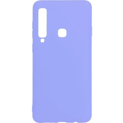 Силикон iNavi Color Samsung Galaxy A9 (2018) A920 (фиолетовый)