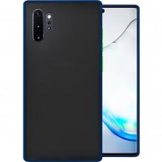 Накладка Totu Gingle Series Samsung Galaxy Note 10 Plus (Синий)