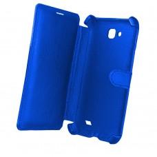 Чехол-книжка View Cover  Samsung Galaxy A5 (2015) A500 (Синий)