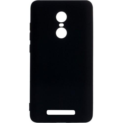 Силикон Graphite Xiaomi Redmi Note 3 (черный)