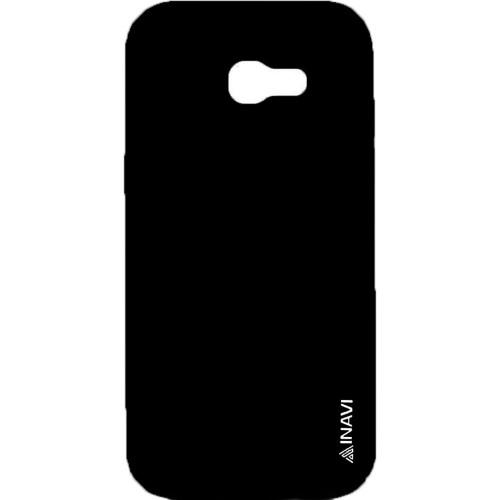 Силикон iNavi Color Samsung Galaxy A5 (2016) A510 (Чёрный)