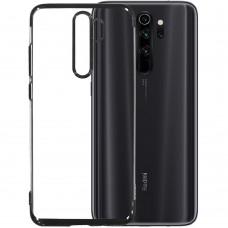 Силикон UMKU Line Xiaomi Redmi Note 8 Pro (Чёрный)