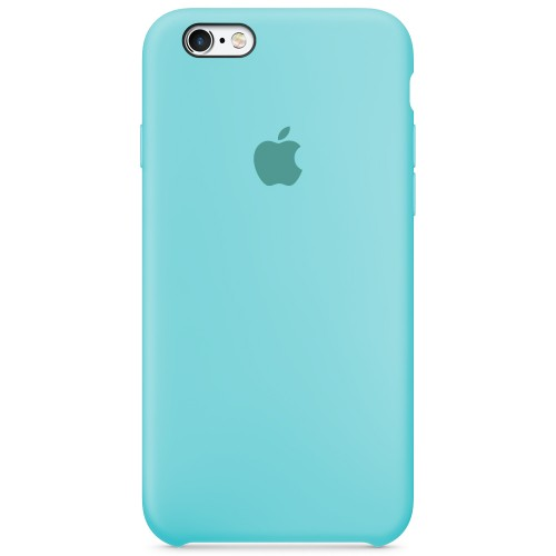 Силиконовый чехол Original Case Apple iPhone 6 Plus / 6s Plus (23)