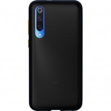 Накладка Totu Gingle Series Xiaomi Mi9 SE (Чёрный)