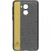 Силикон Inavi Huawei Honor 6A (золотой)