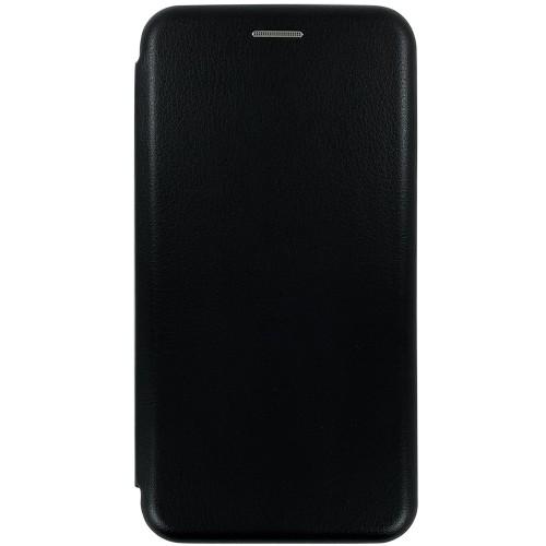 Чехол-книжка Оригинал Samsung A6 (2018) A600 (Черный)