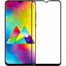 Защитное стекло для Samsung Galaxy M20 Black