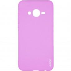 Силиконовый чехол iNavi Color Samsung Galaxy J5 (2016) J510 (розовый)
