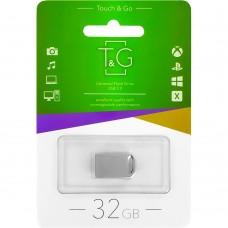 USB флеш-накопитель Touch & Go 105 Metal Series 32Gb (Короткая)