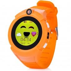 Детские смарт-часы Smart Baby Watch Q360 (Orange)