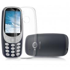 Силикон Nokia 3310 (Прозрачный)