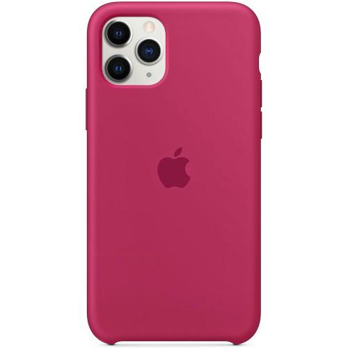 Силикон Original Case Apple iPhone 11 Pro Amaranth