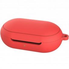 Чехол для наушников Full Silicone Case Samsung Galaxy Buds (05) Red