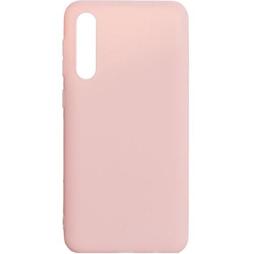 Силиконовый чехол iNavi Color Huawei P20 Pro (розовый)