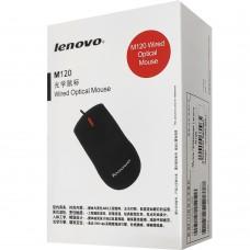 Мышь проводная Lenovo M120