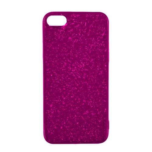 Накладка Confetti Apple iPhone 7 Plus / 8 Plus (Розовый)