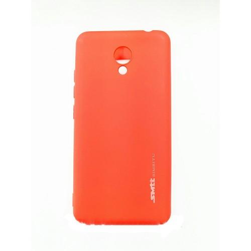 Силиконовый чехол SMTT Meizu M6 (Красный)
