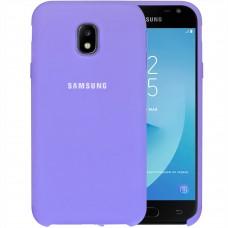 Силикон Original Case HQ Samsung Galaxy J3 (2017) J330 (Фиалковый)