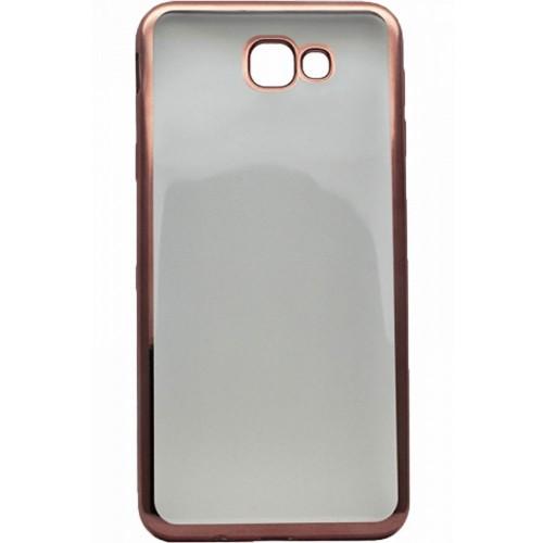 Силиконовый чехол UMKU LINE Samsung J5 Prime G570 Розовый